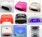 Hot selling  36W LED Nail Lamp Best Gel Polish Curing Nail Art Dryer light