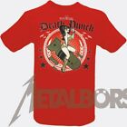 "Five Fingers Death Punch "" Bomber Girl "" ( red ) T-Shirt 105710 #"