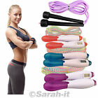 Digital LCD Display Skipping Jump Rope Sports Exercise Calorie Fitness Workout