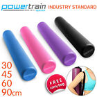 EVA PHYSIO YOGA ROLLER FOAM AB PILATES EXERCISE BACK HOME GYM MASSAGE 60 45 30cm
