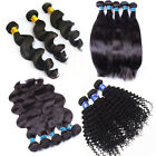 5A 100% virgin Maylaysian remy human hair weft original unprocessed  hair 100g