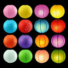 """round Chinese paper lantern lamp 8"""" 10"""" 12"""" Wedding Party Floral Event decorate"""