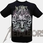 "In Flames ""Triple Jester"" T-Shirt 105550 #"