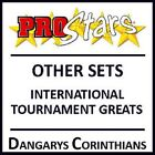 Corinthian Prostars Other Sets: INTERNATIONAL TOURNAMENT GREATS (ITG) Blisters