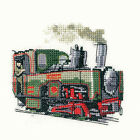 Heritage Crafts Snowdon Counted Cross Stitch Kit