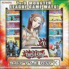YuGiOh Battle Pack 3: Sealed Play Battle Kit with 10 Booster Packs and Playmat