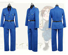 APH Axis Powers Hetalia Italy Uniform Halloween Cosplay Costume Outfit Suit