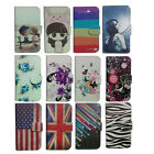 deluxe wallet cartoon cute case Cover For SAMSUNG Blackberry SONY