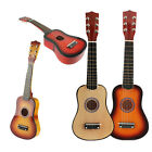 21 Inch 6 String Acoustic Guitar with Pick Beginners Practice Musical Instrument