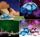 hot sale Music Turtle Baby Kids Bedroom Toy  Night Light Star Sky Projector Lamp