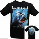"""Running Wild """" Riding on the Tide """" T-Shirt 105227 #"""