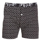 Volcom Cross Knit Boxer Modern Black Boxer Shorts/Pants/Boxers