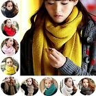 1PC New Girl Lady Women's Men Winter Warmer Long Soft Cashmere Shawl Wrap Scarf