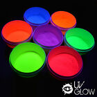 UV Glow Paint Powder - Makes 25 Litres Special FX Party Paint - Fluorescent Neon