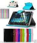 "Qualified Leather Case +Gift For 10.1"" Proscan 10.1-inch Android Tablet  GB8"