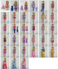 Original Barbie Dress Clothes Party Gown Casual wears Jumpsuit - Barbie Choose B