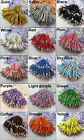 30Pc Cell&Mobile Phone Dangle Strap/Lariat Charm Lanyard Cord 86mm 15Color/Mixed