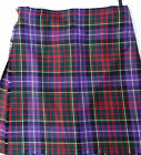 New Haughey 5 YD wool Kilt Made in Scotland £229 offer £129 NOW £99 to Clear £89