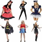 Sailor  Minnie Mouse Catsuit ladies fancy dress costume outfit Angel Halloween