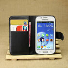 For Samsung Galaxy Star Pro GT-S7262 S7260 Wallet Leather Case Cover + Film #i