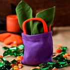 Kids Crafts - Halloween Felt (5in x 5in) Tote Bag Sets