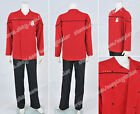 Star Trek Voyager Endgame Episode Movie Harry Kim Red Costume Coat Jacket New on eBay