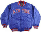NWT Escapism New York Varsity Giants Knicks Letterman Jacket Men's coat blue