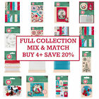 BELLISSIMA CHRISTMAS Docrafts Papermania Modern Classic Full Craft Collection