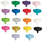 Paper-Poly Tablecovers Solid Colour 54'' x 108'' Tablecloth Table Cover Paper