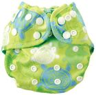 Bumkins One Size Waterproof PUL Cloth Diaper Cover All Snap Closure - 306528