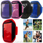 Sports Running Cycling Gym Adjustable Armband Case Cover For Smart Phone Holder