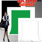 Photo Studio 100% Cotton Muslin Backdrop Hand Painted Background New Photography