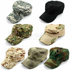 Unisex Hat Desert Forest Camo Camouflage Military Army Hunting Baseball Ball Cap