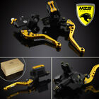 Brake Clutch Master Cylinder Lever Fluid Reservoir For FZ1 FAZER/GT YZF R6 R1 $71.98 USD
