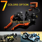 Brake Clutch Master Cylinder Lever Fluid Reservoir For CB1300/ABS CBR929RR X4