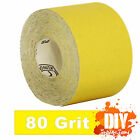 Painters ( 80 ) Grit Klingspor Sandpaper Roll Yellow 5, 10 0r 50m Timber Paint
