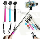 Selfie Stick Monopod+ Bluetooth Shutter Remote for iPhone and Android