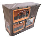 BUNNY BUSINESS HUTCH COVER TO FIT THE BB-41-DDL DOUBLE DECKER HUTCH AND RUN