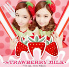 STRAWBERRY MILK (Crayon Pop Unit) - The 1st (Mini Album) [CD + Poster + Gift]