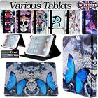 """UNIVERSAL 8 inch FOLDING FOLIO LEATHER STAND CASE COVER FOR ANDROID TABLET PC 8"""""""