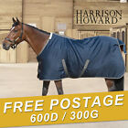 SALE!!!Harrison Howard 600D heavy weight 300g stable rugs horse ware Free P&P