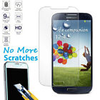 Premium Real Flat Tempered Glass Screen 9H For Samsung Galaxy S3/4/5 Note 4