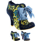 Womens Irregular Choice Abigails Party Mary Jane Court Shoes High Heels UK 3-9