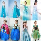 ◆ New Sale Princess Girl Cosplay Clothes Christmas Make Up Party Fancy Dresses ◆