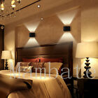 3W LED Square Wall Lamp Hall Porch Walkway Bedroom Livingroom Home Light Fixture