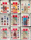 McCalls Children's Sewing Patterns 8 great looks Many Style & Size Options