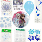 Frozen Party Decorations - Princess Anna Elsa Balloon Snowflake Confetti Sticker