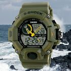SKMEI S-SHOCK Multifunction 50M Water Resistant Quartz Electronic Army Men Watch