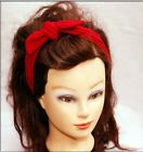 New Arrival Fashion Black Red Bowknot Hair Headband Hair Accessories For Girls