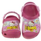 CROCS  Hello Kitty (R) Plane Clogs fuxia NEU Gr.19-33
